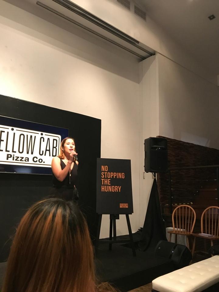 yellow cab pizza co elise veloso