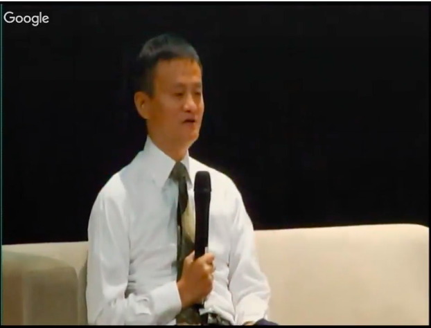 Jack Ma in the Philippines