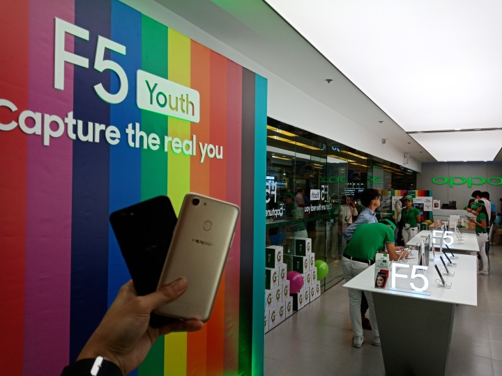 OPPO SM Megamall Concept Store